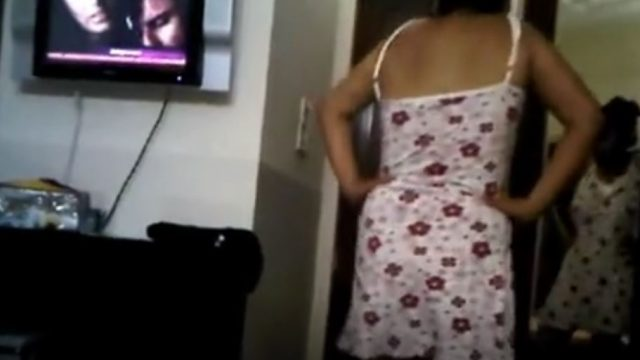 Indian Wife Aunty Maya Is A Dirty Whore