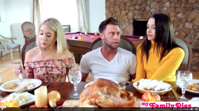 Who's Hotter- – Competing For His Thanksgiving Creampie S10-E6