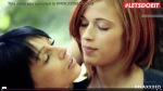 LETSDOEIT – Karin Key And Ria Sun Are Having Lesbian Sex On The Woods.